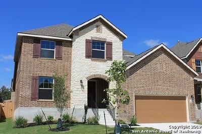 Single Family Home For Sale: 20219 Bristol Mesa
