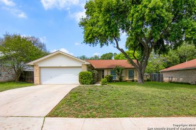 Universal City Single Family Home Active Option: 117 High Oak