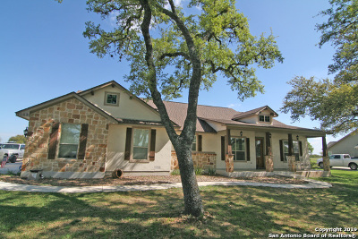 Castroville Single Family Home Price Change: 1143 County Road 4516