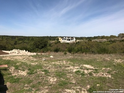 Boerne Residential Lots & Land For Sale: Lot 30r Jackies Cove