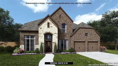 Boerne Single Family Home Back on Market: 144 Boulder Creek