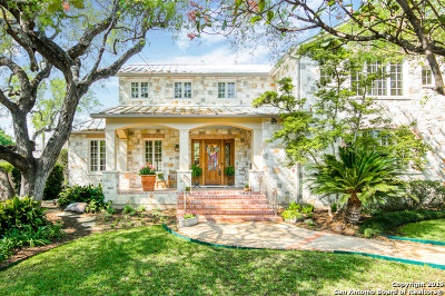 San Antonio Single Family Home For Sale: 311 Cardinal Ave