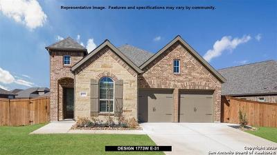 New Braunfels Single Family Home For Sale: 642 Arroyo Loma