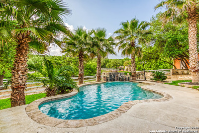 Bexar County Single Family Home For Sale: 1287 W Oak Estates Dr