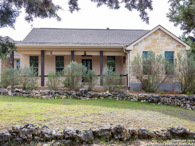 Boerne Single Family Home Active RFR: 407 Mountain Creek Trail
