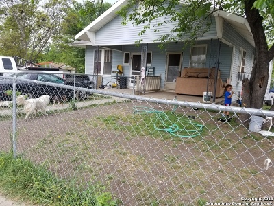 San Antonio Multi Family Home Price Change: 1421 Leal