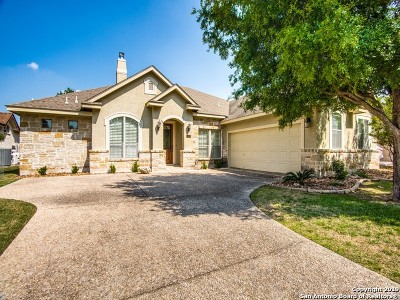 Fair Oaks Ranch Single Family Home Active RFR: 30046 Cibolo Trace