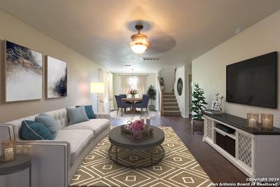 San Antonio Single Family Home Back on Market: 7371 Lyia Branch