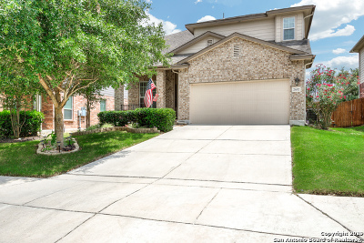 Schertz Single Family Home For Sale: 2632 War Admiral