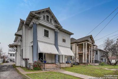 San Antonio Multi Family Home For Sale: 713 E Euclid Ave