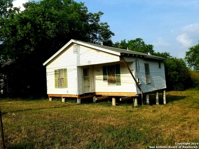 San Antonio Single Family Home For Sale: 162 Elgin Ave