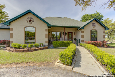 New Braunfels Single Family Home For Sale: 4107 Summit Dr