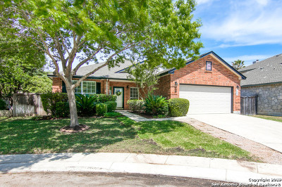 Helotes Single Family Home Price Change: 9515 Tascate Dr