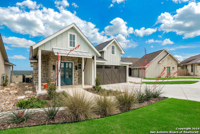 Kerrville Single Family Home Active Option: 1048 Creswell Ln