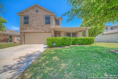 Selma Single Family Home Active Option: 3508 Treeline Acres