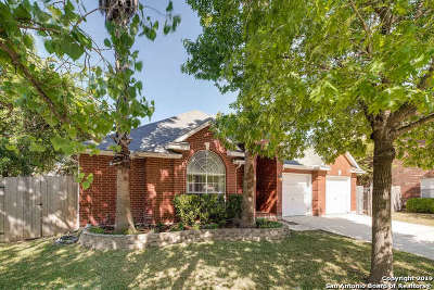 Helotes Single Family Home Back on Market: 12811 Red Clay
