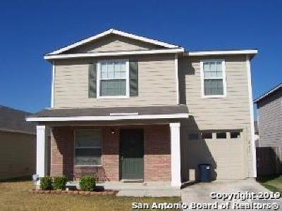 Bexar County Single Family Home Active Option: 207 Mallow Grove