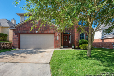 Boerne Single Family Home For Sale: 7646 Mission Haven