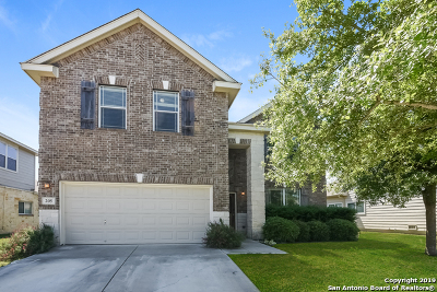 Cibolo, Schertz, New Braunfels Single Family Home Back on Market: 205 Enchanted View