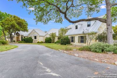 Boerne Single Family Home For Sale: 31211 Silver Spur Trl
