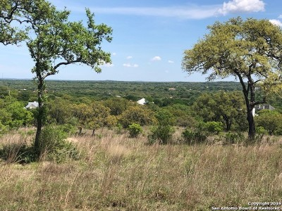 Boerne Residential Lots & Land For Sale: 104 Caprock Circle