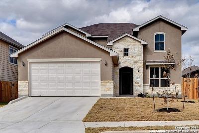 Cibolo Single Family Home For Sale: 3321 Whisper Manor