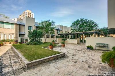 Mahncke Park Condo/Townhouse For Sale: 4001 New Braunfels Ave #1624C