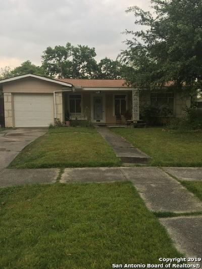 Single Family Home New: 651 Burwood Ln