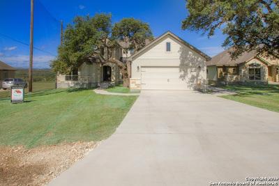 Blanco Single Family Home For Sale: 219 Hiram Cook