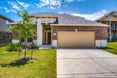 Schertz Single Family Home For Sale: 3112 Golf Tree