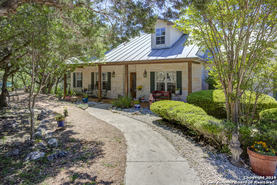 New Braunfels Single Family Home Price Change: 2462 Summit Dr
