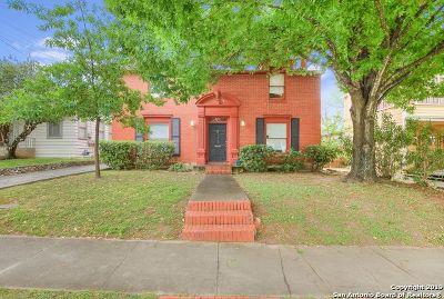 San Antonio Multi Family Home Active Option: 506 W Lynwood Ave
