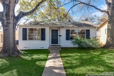 San Antonio Multi Family Home Active Option: 1434 Greer St