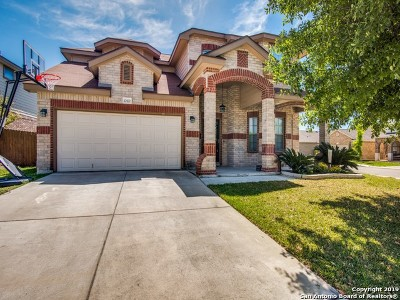 Helotes Single Family Home Active Option: 10402 Weser Ln