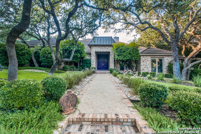 San Antonio Single Family Home New: 11834 Elmscourt