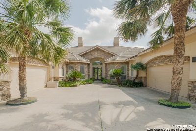 San Antonio Single Family Home For Sale: 24626 Bogey Ridge