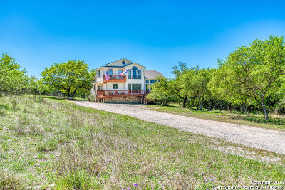 Bulverde Single Family Home For Sale: 901 Berry