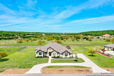 New Braunfels Single Family Home For Sale: 1987 Incrociato