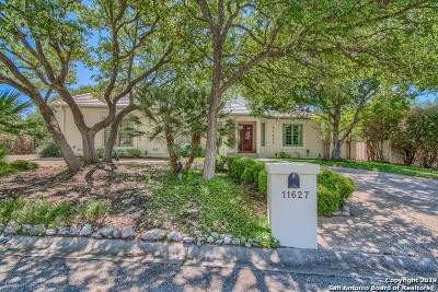 Bexar County Single Family Home New: 11627 Elm Ridge Rd