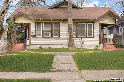 Multi Family Home New: 1409 W Magnolia Ave