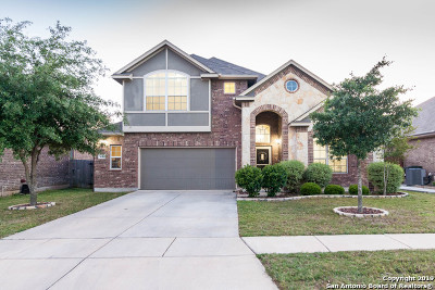 Cibolo Single Family Home Active Option: 416 Trotti Cove