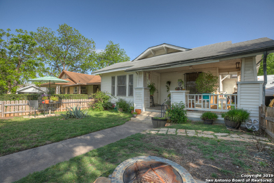 Single Family Home New: 805 E Highland Blvd