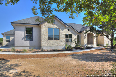 Boerne Single Family Home New: 112 Rolling View Dr