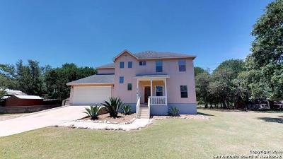 Bulverde Single Family Home For Sale: 6764 Circle Oak Dr