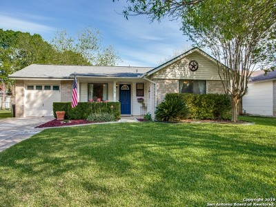 Schertz Single Family Home Back on Market: 705 Pecan Dr