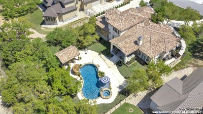 San Antonio Single Family Home New: 23119 Edens Canyon