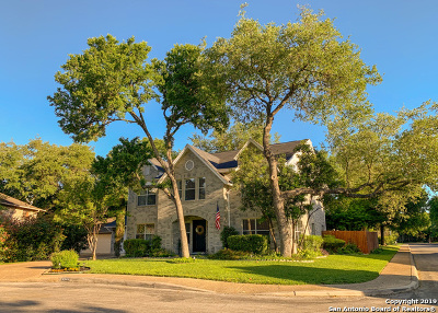 San Antonio Single Family Home New: 3302 Carbine Rd