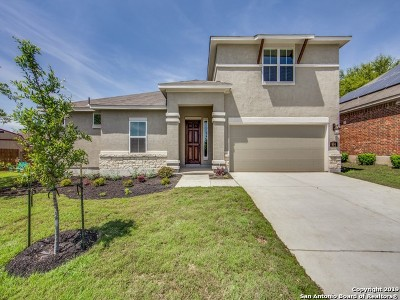Cibolo Single Family Home For Sale: 204 Nomad Ln