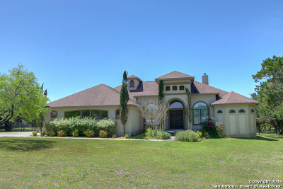 New Braunfels Single Family Home For Sale: 1805 Havenwood Blvd