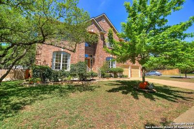 Single Family Home Price Change: 20631 Wild Springs Dr